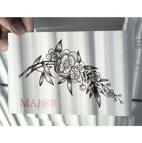 Original design by Martina Major