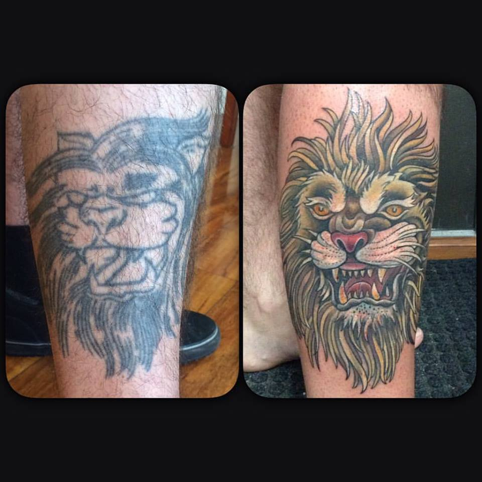 Cover-up by the Denk