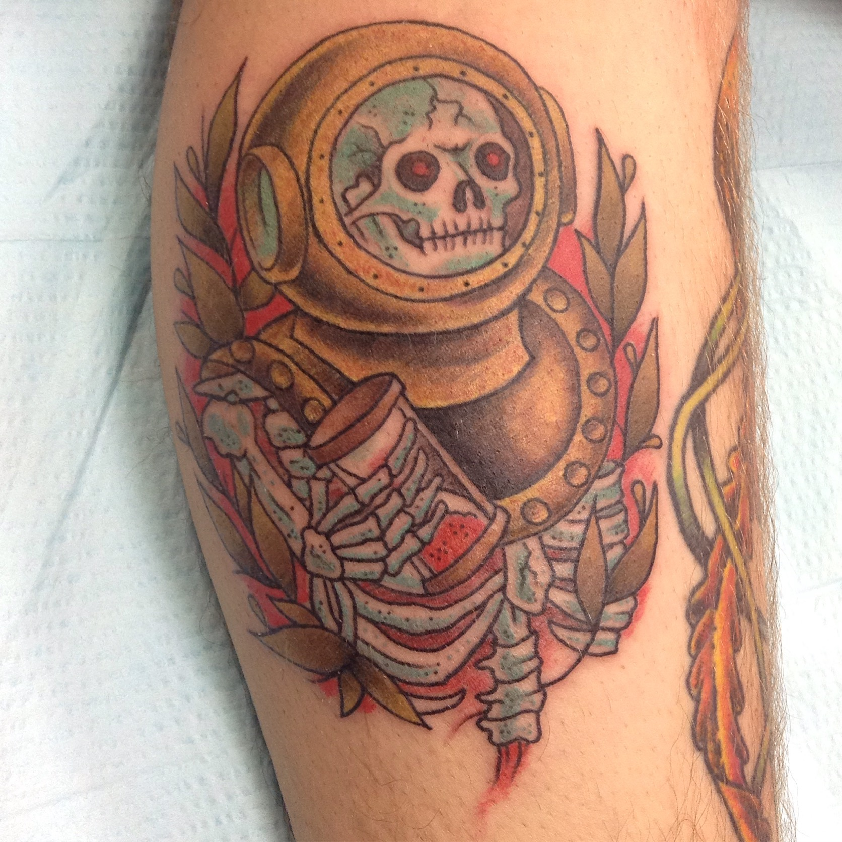 Tattoo by James Delzel