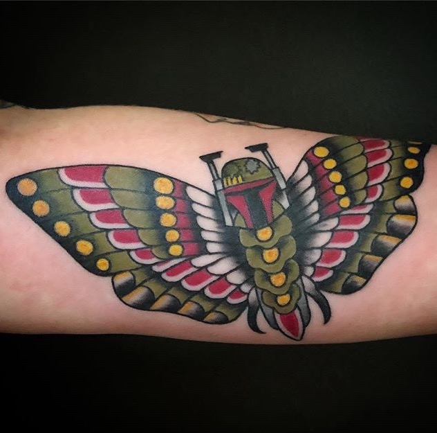 Tattoo by James Delzel.