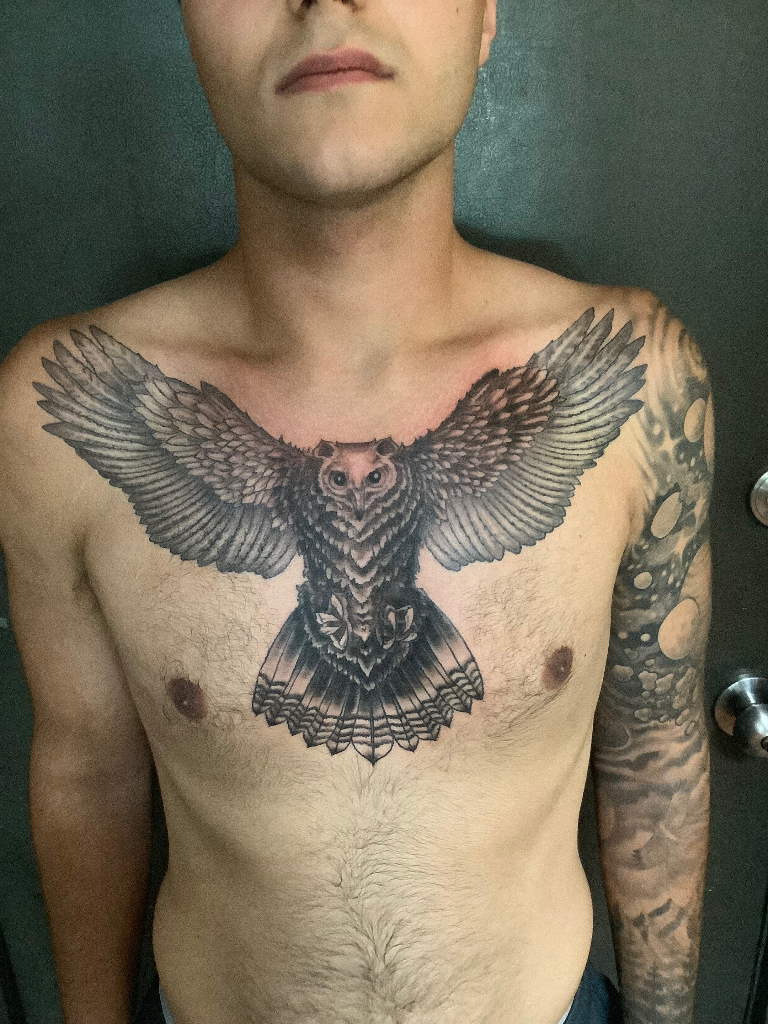 Tattoo of the Week by James Delzel.