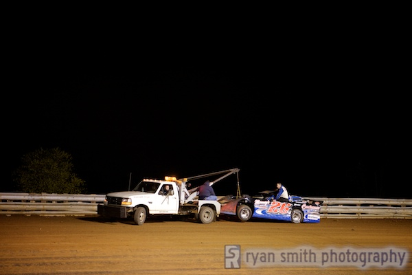 Dirt Track Racing at the Hagerstown Speedways in Hagerstown, MD
