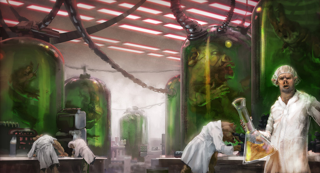 Hog Lab