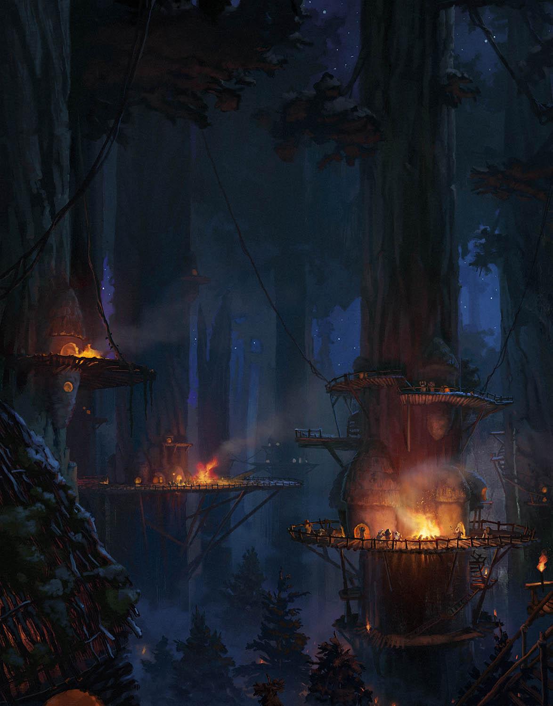 Ewok Village