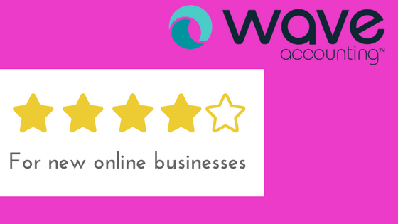 Is Wave Accounting right for your online business because it's free? It's a great choice for coaches and creative businesses just starting out.