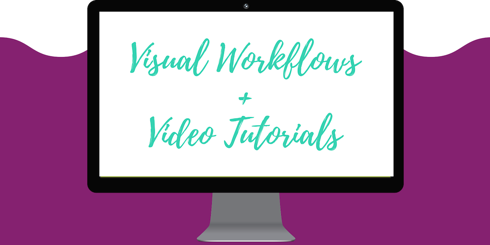 Automated Bookkeeping Workflows - Visual Workflows and Video Tutorials