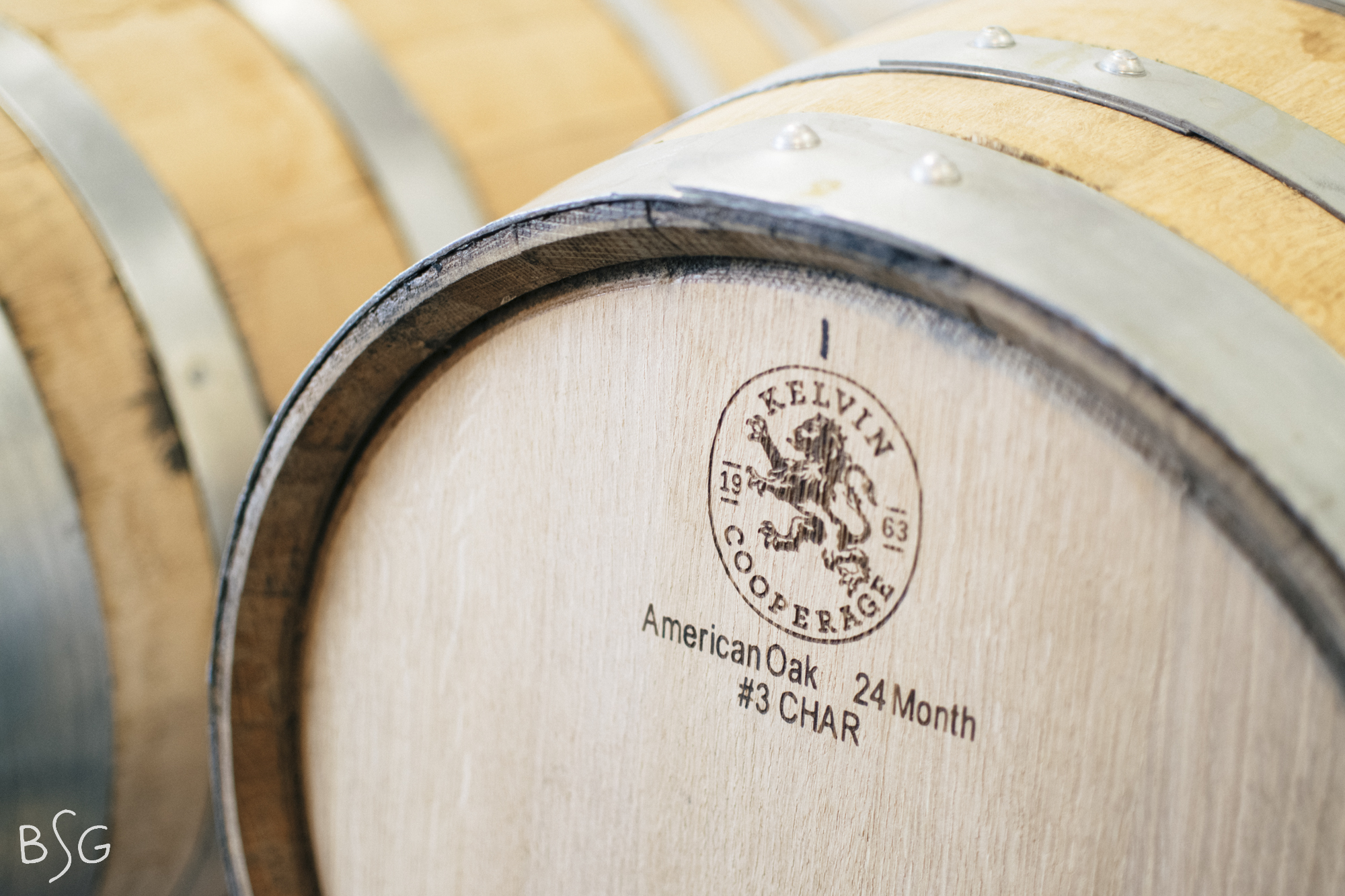 Notice the number 1?    The first batch of Port Chilkoots 3-year barrel-aged whisky is expected to release later this year.