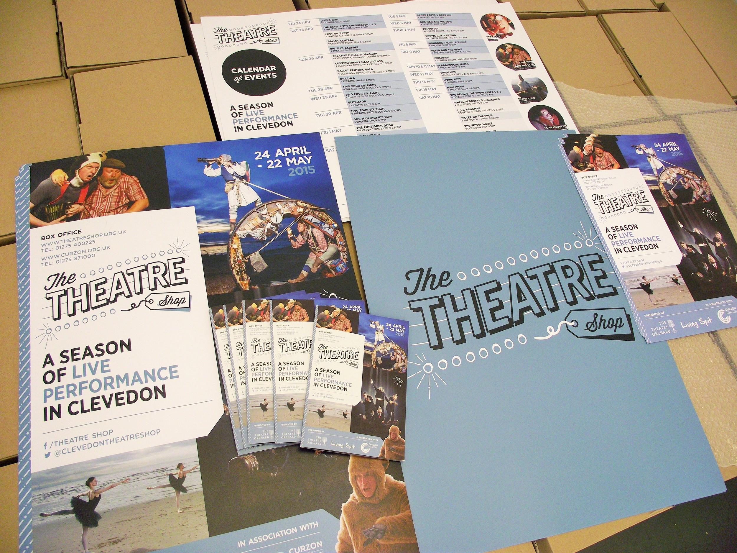 Mark A Humphries Theatre Shop Brochures & Posters.JPG