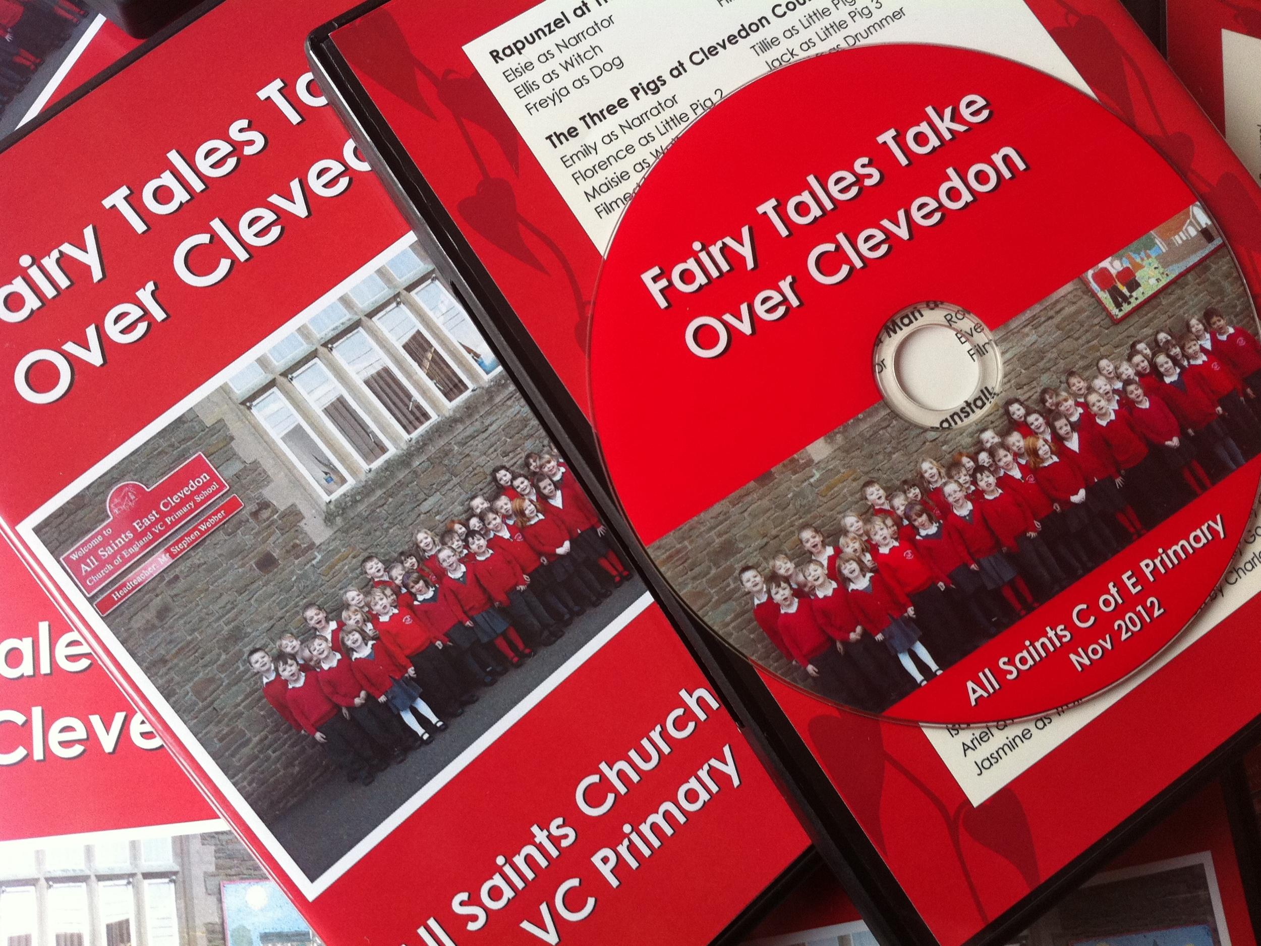 School DVD's