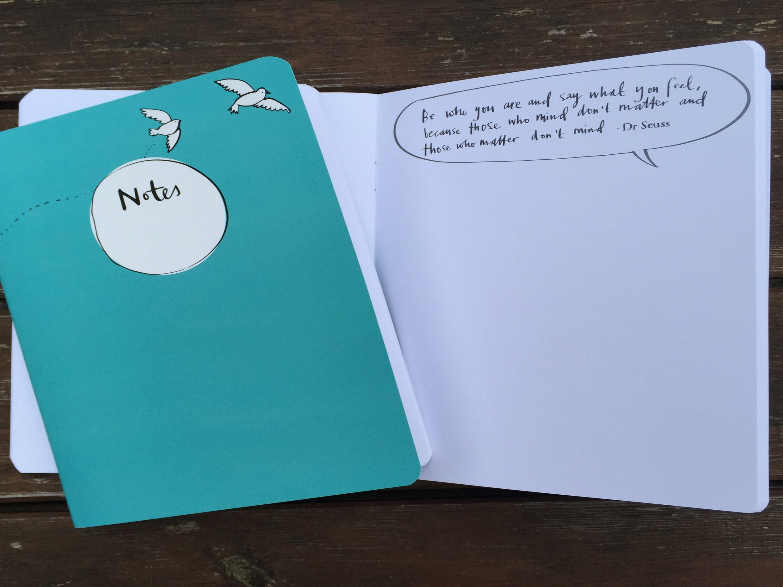 Notepads (client gifts)