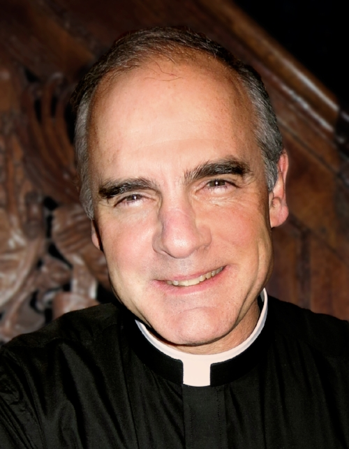 We'll miss you Father Marty!