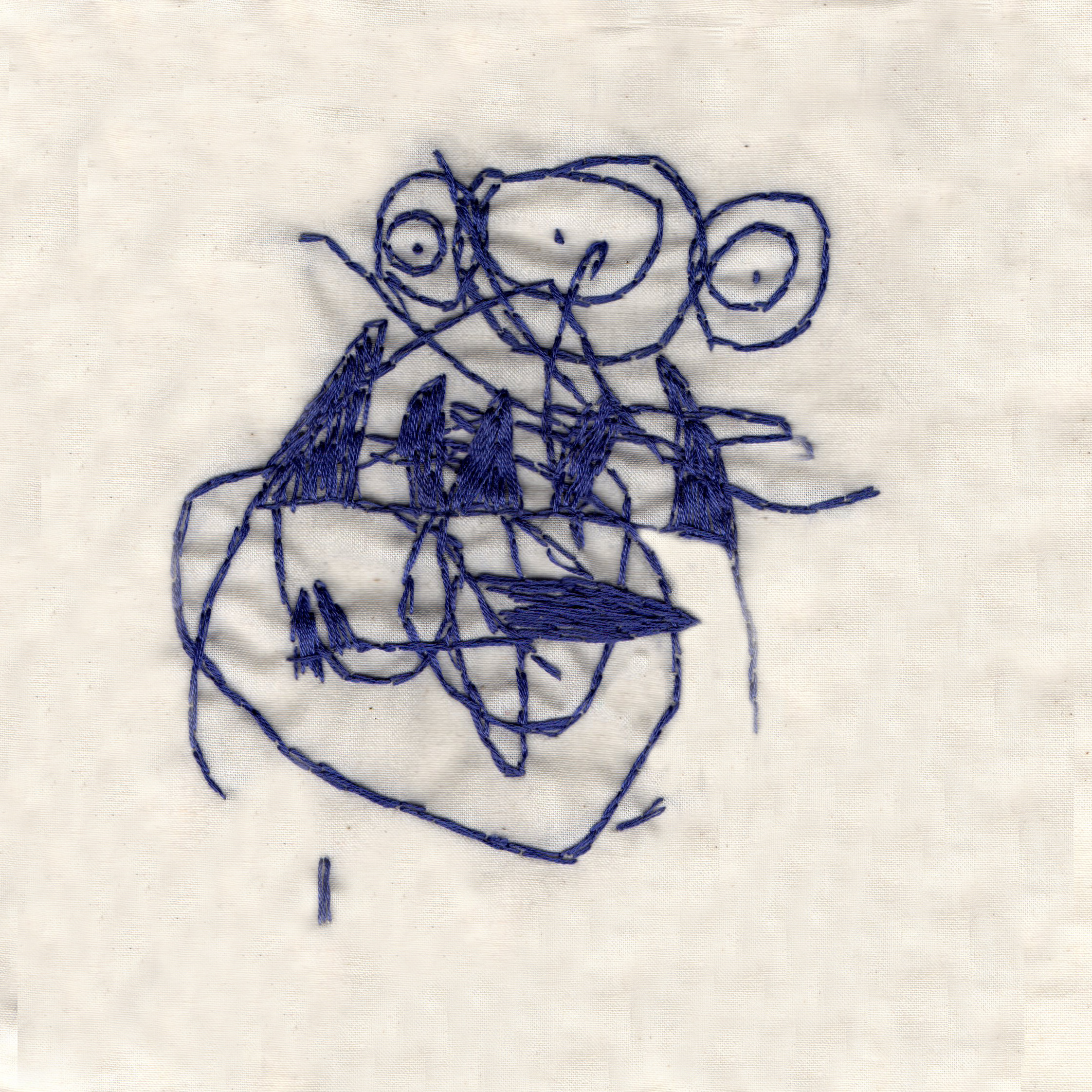 Three Eyed Punks (stitch)