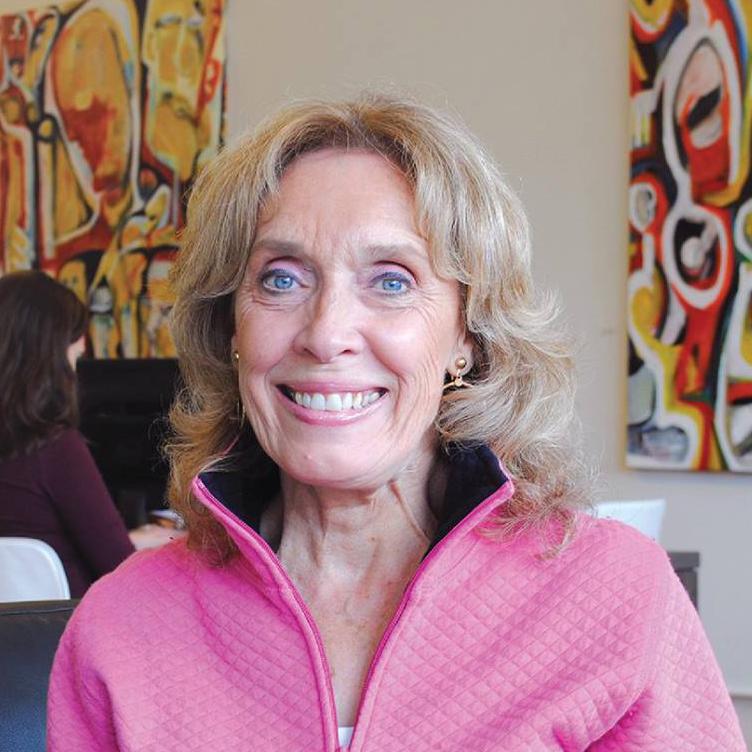 Mimi Goss, Author