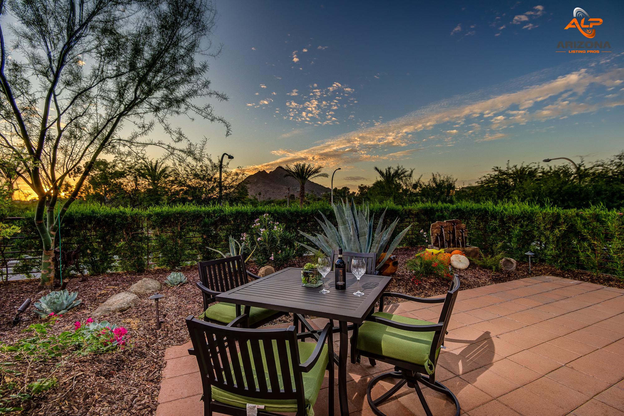 Luxury Photography, Optima Camelview Village, 7117 East Rancho Vista Drive, Unit 3002, Scottsdale, AZ, November 1st, 2017.jpg