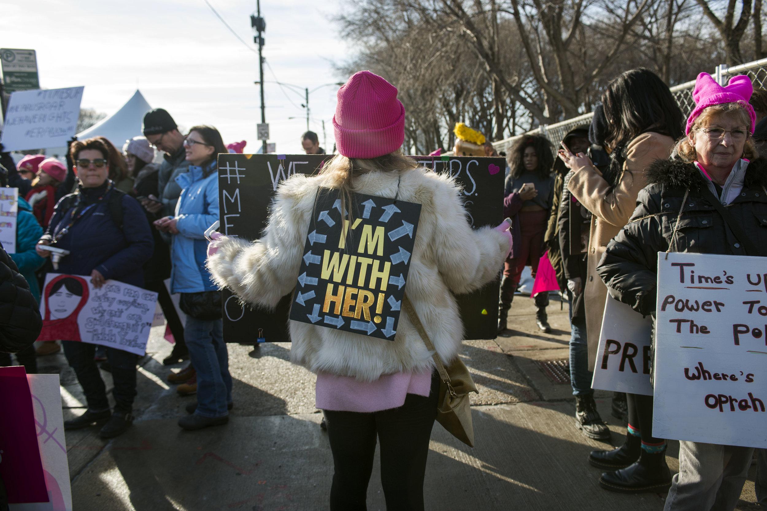 2018 Chicago Women's March