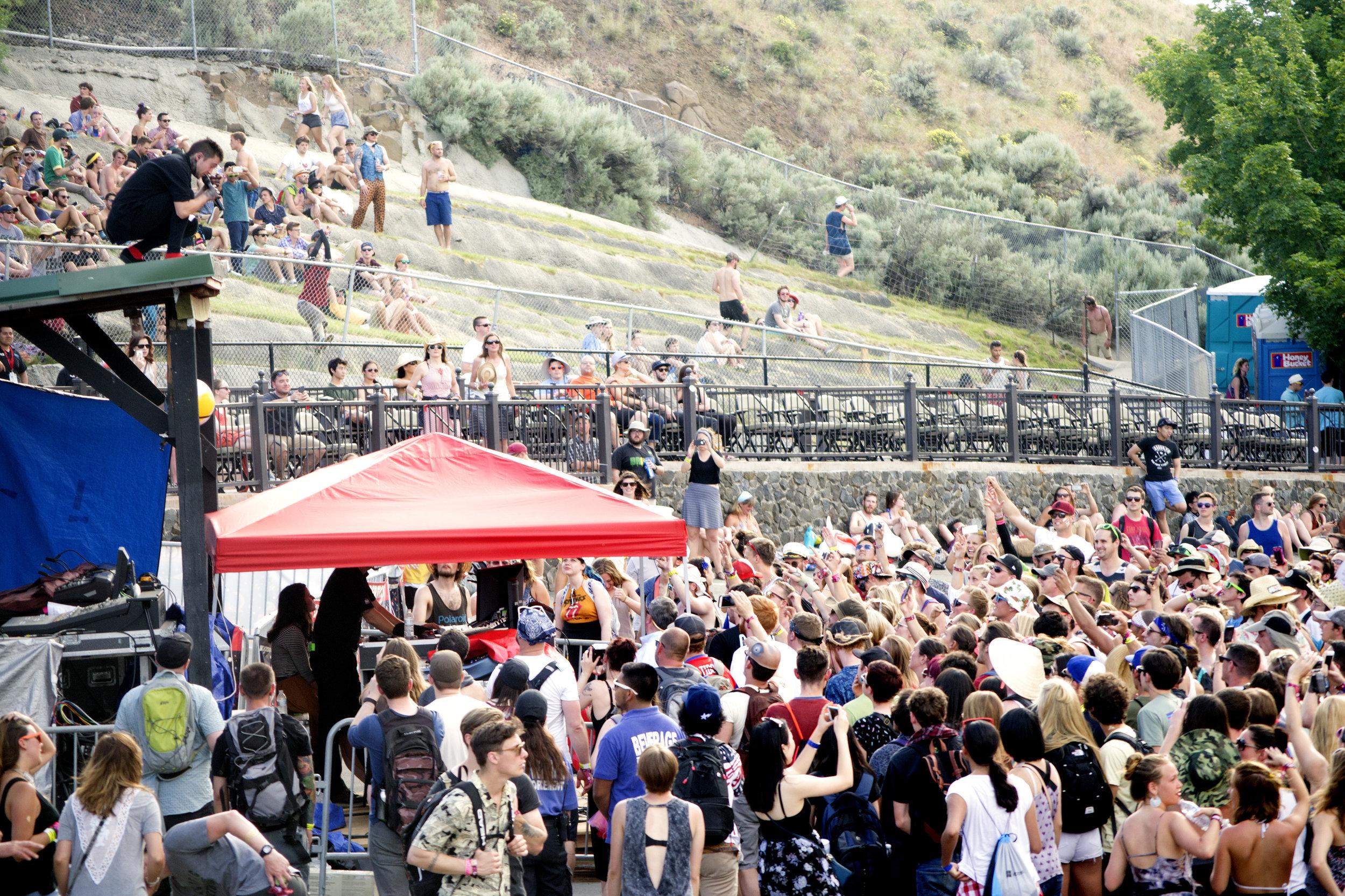twenty one pilots (Sasquatch Music Festival 2015)