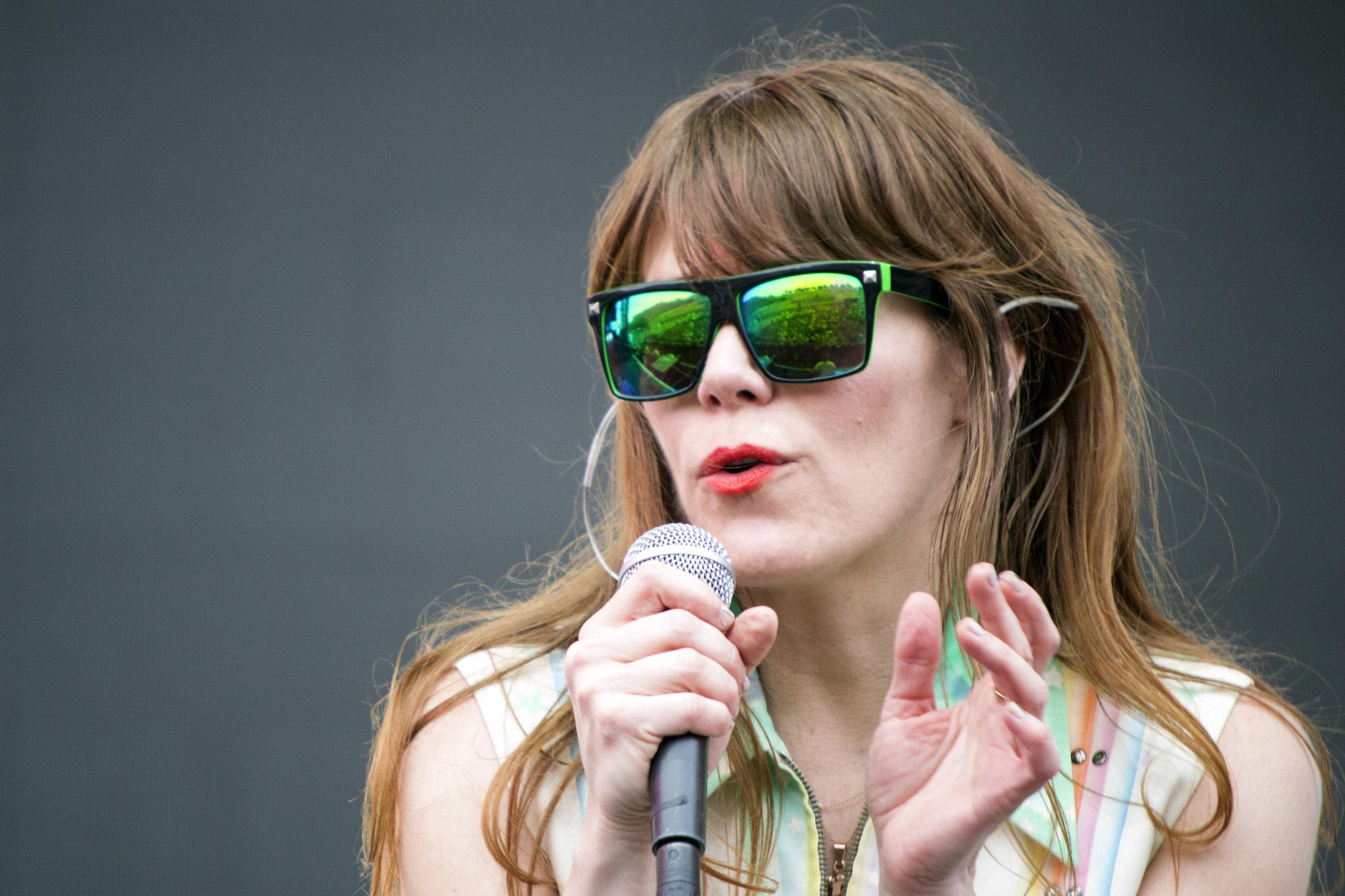 Jenny Lewis (Sasquatch Music Festival 2015)