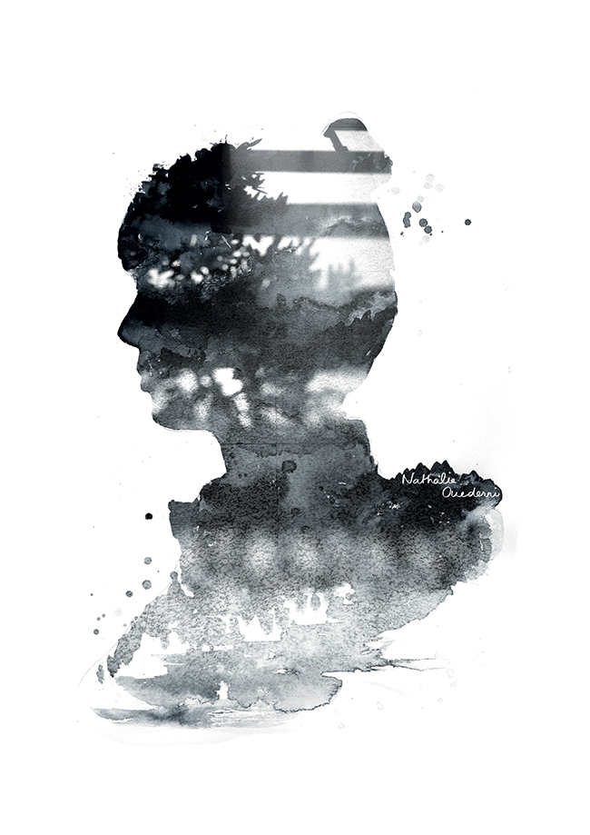 inkscape & woman