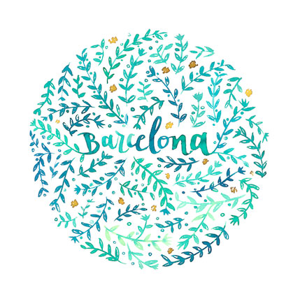 Barcelona-circle-lettering-with-flowers.jpg