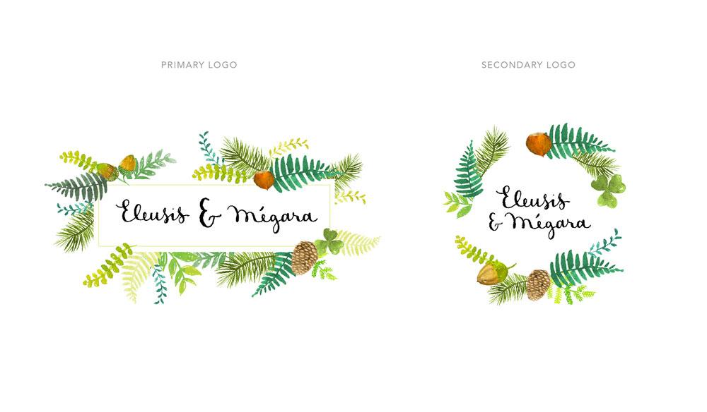 2 logo versions