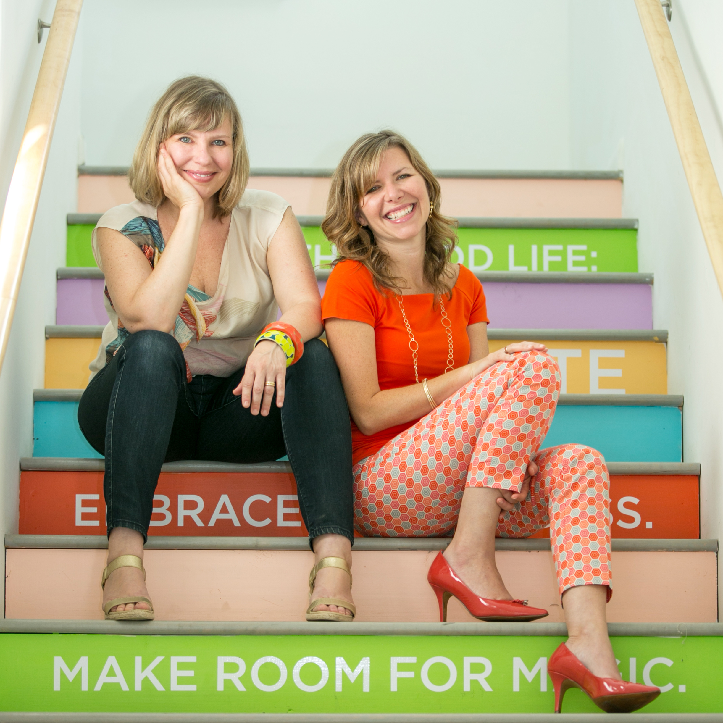 Heather KanoFsky & Susan Turnock - (gifts for the good life)Branding gurus and gifting geniuses Heather and Susan are on deck to not only teach us all the importance of collaborative brand story-telling but to also lead a fun and exciting hands-on workshop!