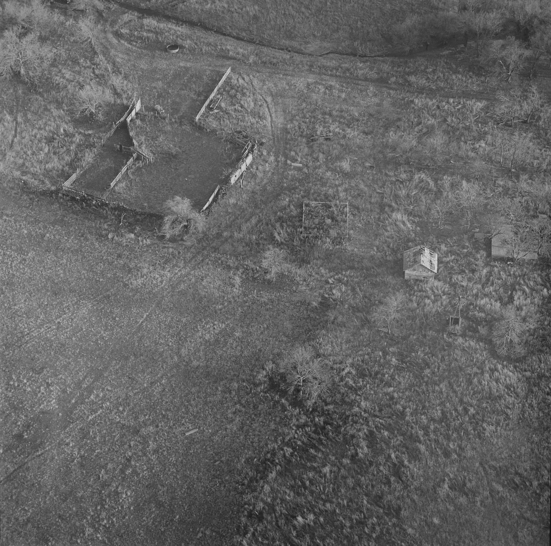 Farm remnants, Saline, County, KS, 1992.jpg