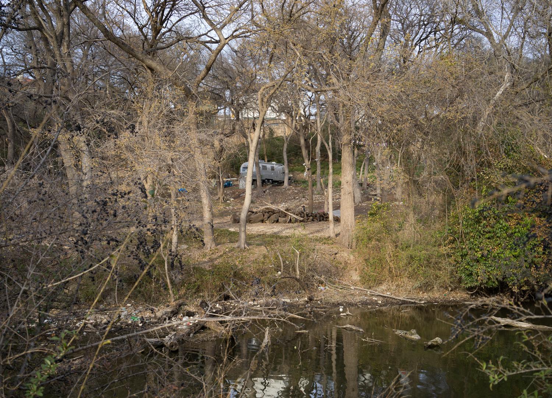 Near Trinity Park, Ft. Worth, March 7, 2014. Terry Evans