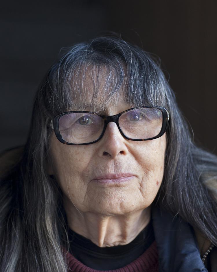 Ann Joseph, activist, Southeast Side, 2015. Terry Evans