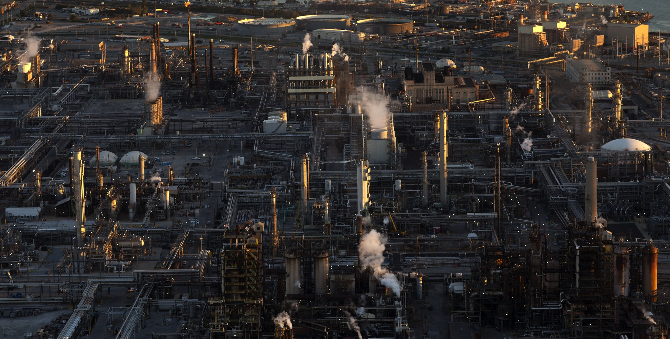 BP Refinery, Whiting, Indiana, 2015