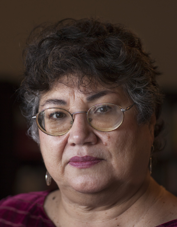 Peggy Salazar, Dir. Southeast Environmental Task Force, 2016. Terry Evans