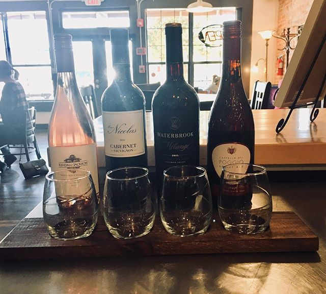 Don't forget our wine flight night and open mic is this Friday!! We start pouring at 5, Open Mic starts at 7! #yum #welovewine #flightnight #wehavebeertoo #localbrews #openmic #localmusic #crestviewnightlife