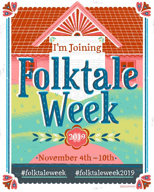 ✨GUESSS WHAT!?✨: #folktaleweek is coming! 🎉 This year, we're releasing the prompts earlier, so you'll have plenty of time to discover folktales, work on art, or even write your own tales. And to help you get off to a good start, our friends at @illostories are dedicating their October workbook to Folktale Week! . Are you in⁉️Let us know by reposting this image or making your own! . ✳️How it works❇️: We'll release the prompts on Oct 7th. Then on Nov 4th, follow the prompts and share a piece of art each day. Interpret the prompts however you like. Everyone is encouraged to join in the fun. Last year we were thrilled to see illustration, photography, paper craft, embroidery, cosplay, and more! . Use the hashtags #folktaleweek and #folktaleweek2019 to show your work and interact with other artists. The challenge hosts will pull work from the hashtags to share in our stories! . To get the Folktale Week prep workbook released on Oct 6th, artists can join IlloStories via the link on their profile. The IlloStories Facebook group will open on Sept 30th and close on Oct 13th. This is not a paid endorsement. We're just friends who support each other. . Folktale Week 2019 was developed by a group of talented artists from all around the world. Be sure to check out their profiles for inspiration: @jennifermpotter, @heycasshey, @devonholzwarth, @andrea_stegmaier, @carolinebonnemuller, @sofiamoore_studio, @rachaelschaferdesigns, @sandiesonke, @debrastyer, @laure_illustrations @louve.draws, @matejalukezic @shelly_laslo @tanja_stephani @juliachristiansde @thebrotherskent @nicallanart @kathryndurst, @chelslarss and @bonbonoiseau . . . . . #illo #illustration #illustrator #illustrazione #illustracion #illustrationartists #artchallenge #illustrationchallenge #artprompts #prompts #characterdesign #visualstorytelling #folktale #folktales #fairytale #fairytales #folklore #childrensbookillustration #picturebookillustration #kidlitart #illustrate #illust #dessin #goillo #illustratorsofinstag