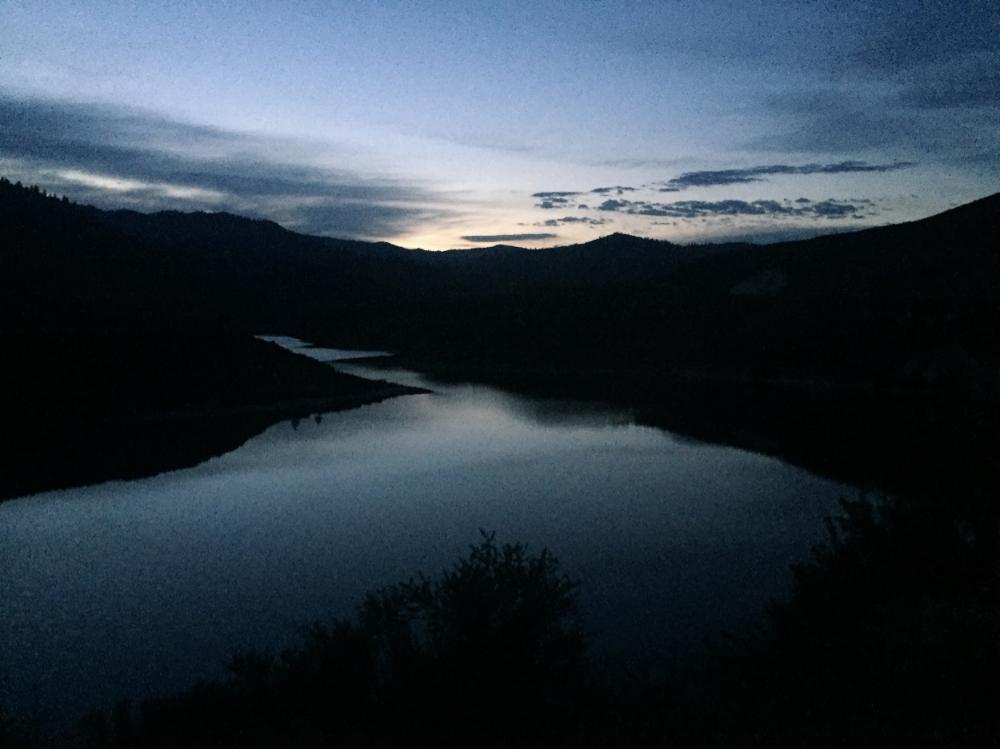 Mores Creek, Idaho City, ID,May 14, 2016, 9:30pm