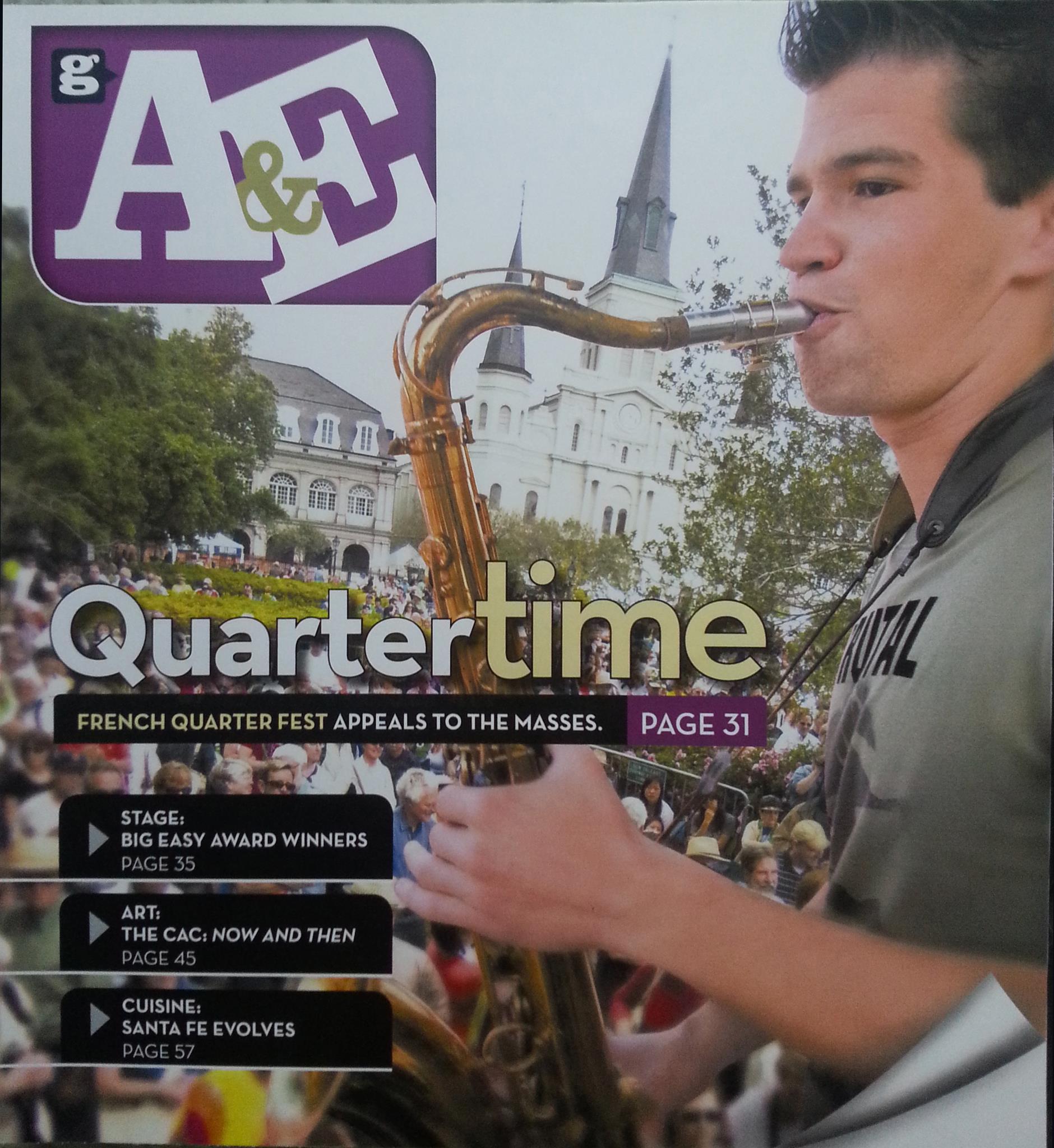 James Martin Gambit Magazine Cover.jpg