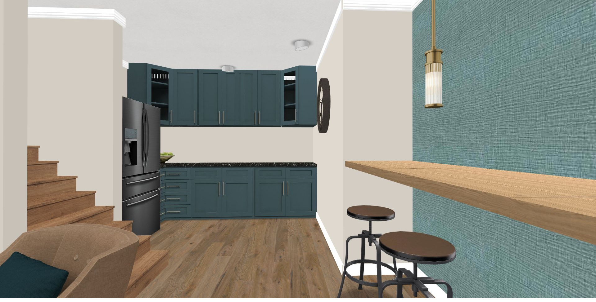 Kaoud Basement Interior Rendering - Kitchen 1.png