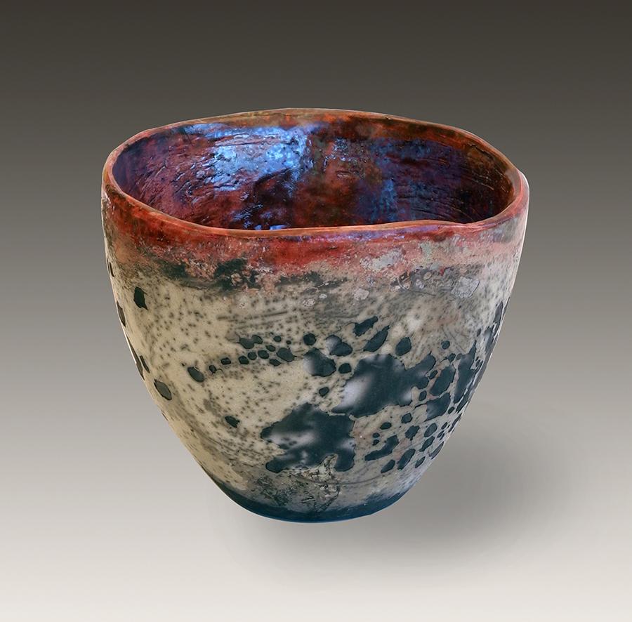 Raku Bowl #1