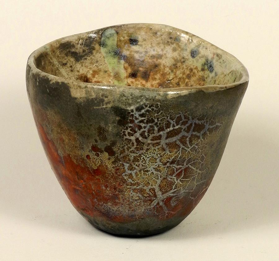 Raku Bowl #3