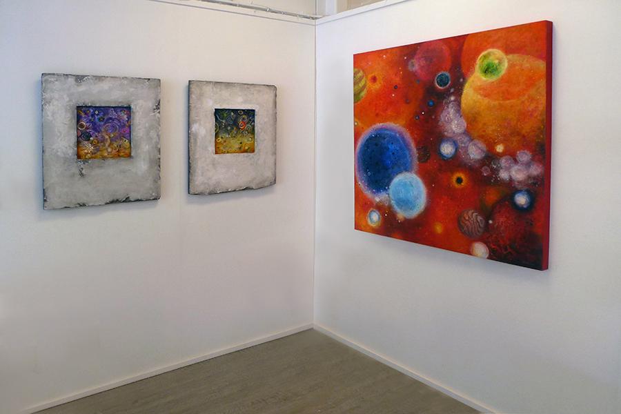 Cosmic Compulsions,  2014, SMart Gallery, San Francisco, CA