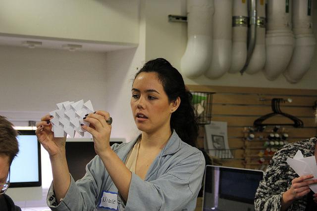 Nicole Yi Messier Prototyping