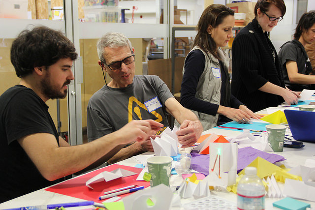 paper prototyping workshop