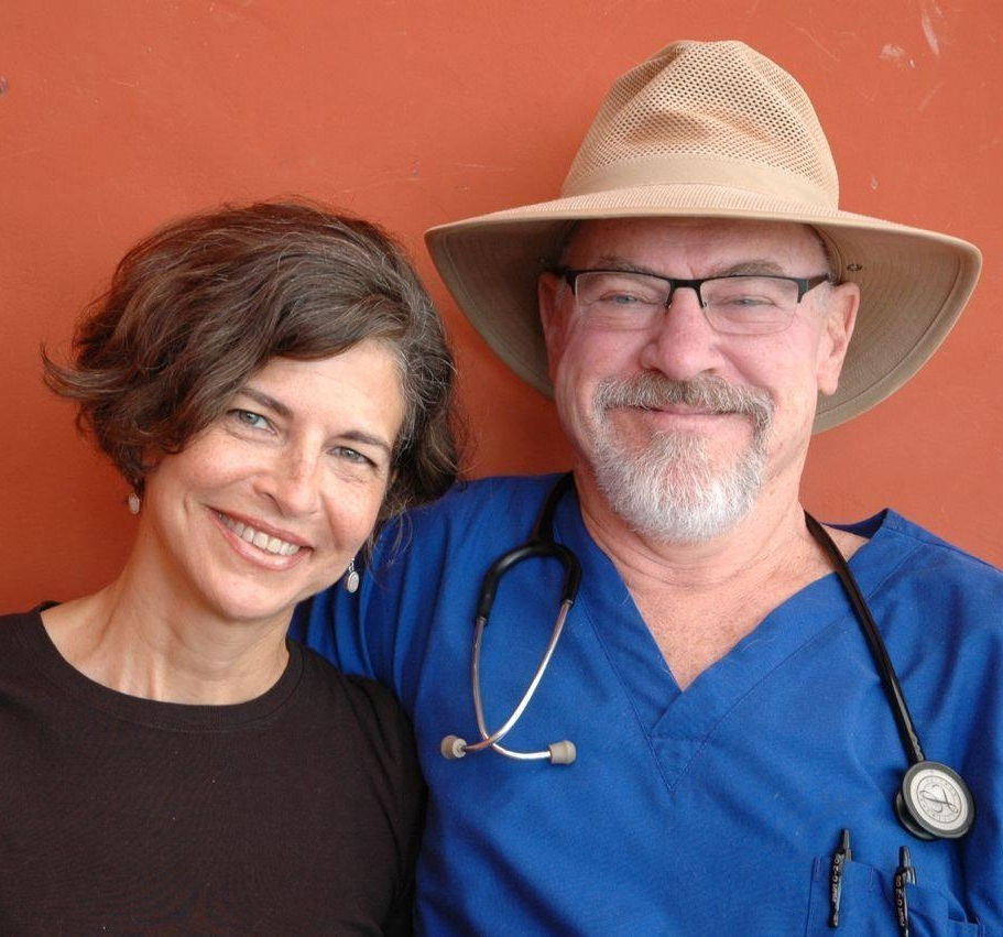 Susan Gustafson & Frank Artress - Founders of the Foundation for African Medicine and Education (FAME)