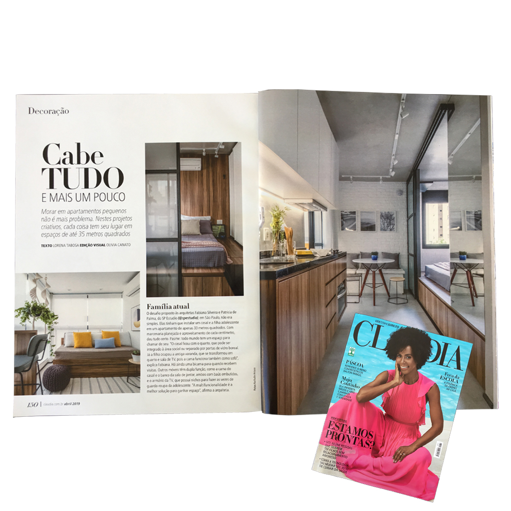 Revista Casa Claudia | Abril 2019