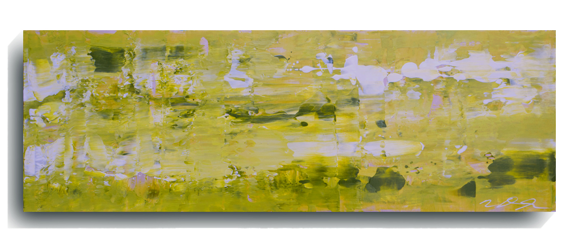 Shards     Panoramic 14    ,    2015, Acrylic on wood panel, 12 x 36 inches, $495        Contact Mark Sivertsen