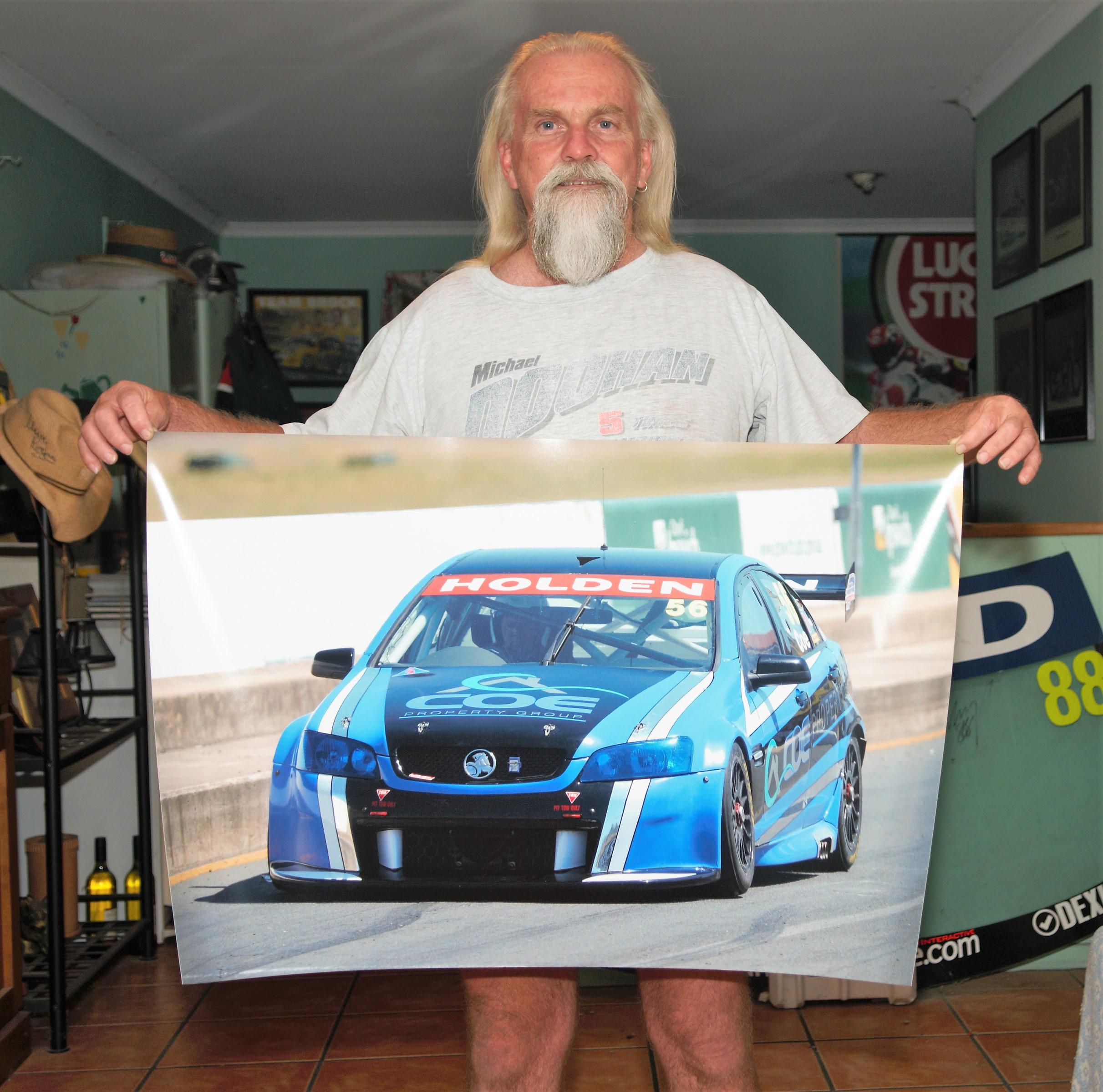 24 x 36 inch print.