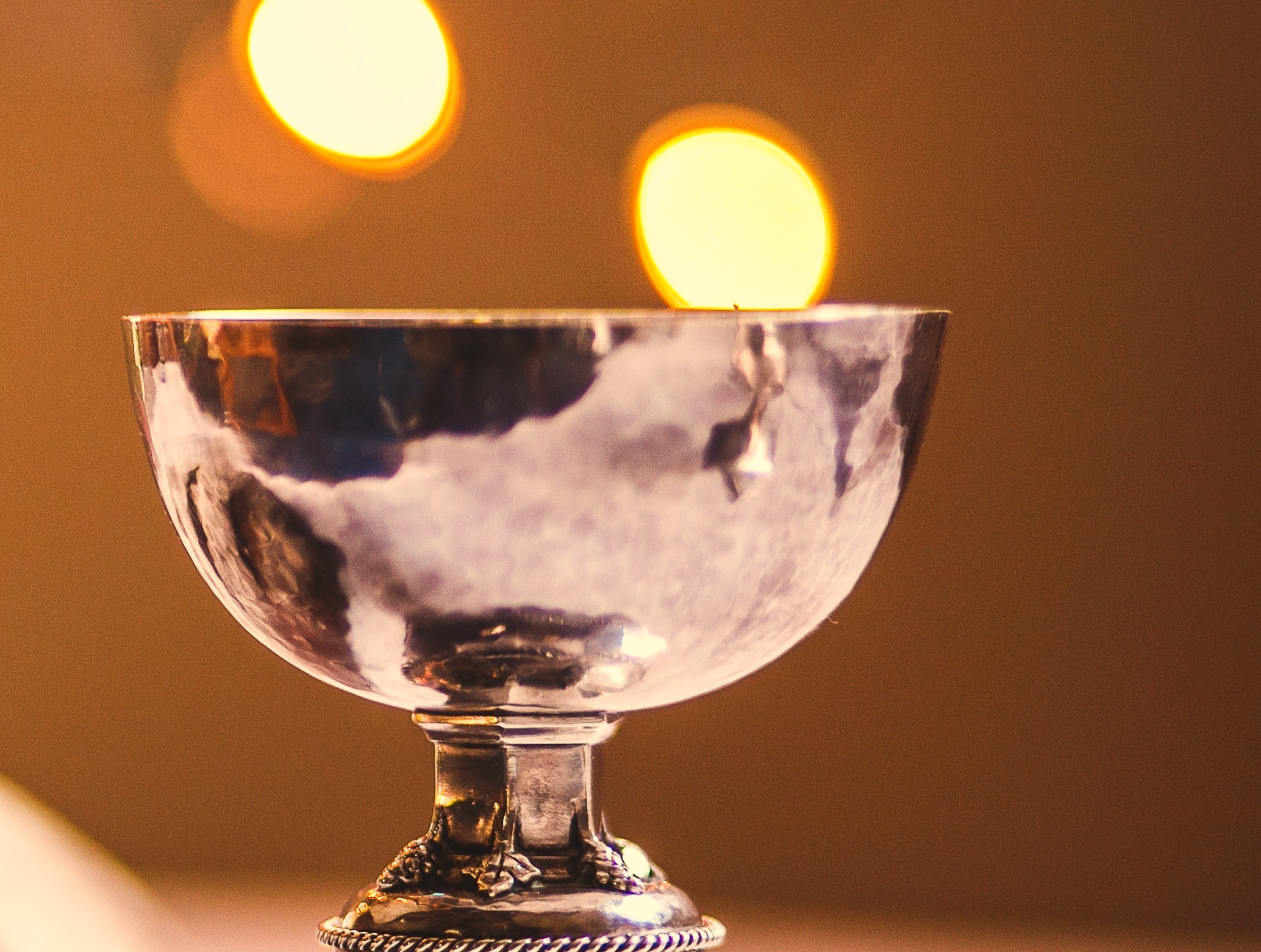 The Chalice is an ancient symbol and instrument of the Divine Feminine. - It is a vessel that holds sacred power and flows blessings and nourishment into the world.The Golden Chalice is your invitation to be held in sacred space as you transform from a light worker into a light leader, a shining beacon for others.