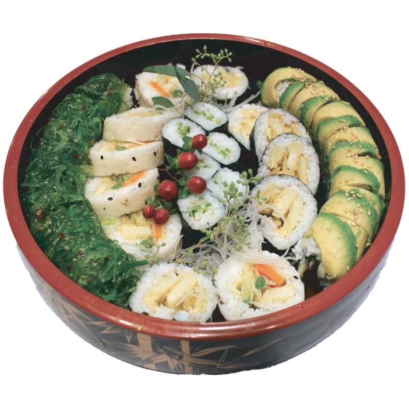 Platter 5 (Veggie)