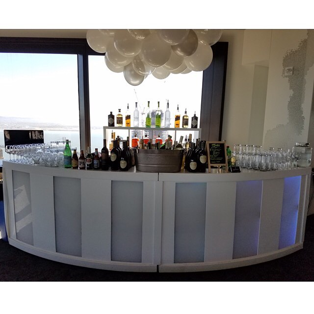 Bar set up for Fleet Week @ Supercell in SF! Featuring some new special drinks: White Whiskey Smash, Pineapple Cosmo ✈️🍸🍹✨ . . . . . . . #fleetweek #fleetweekparty #fleetweek2016 #bartenderforhire #tlc #pme #theliquidcaterers #sfevents