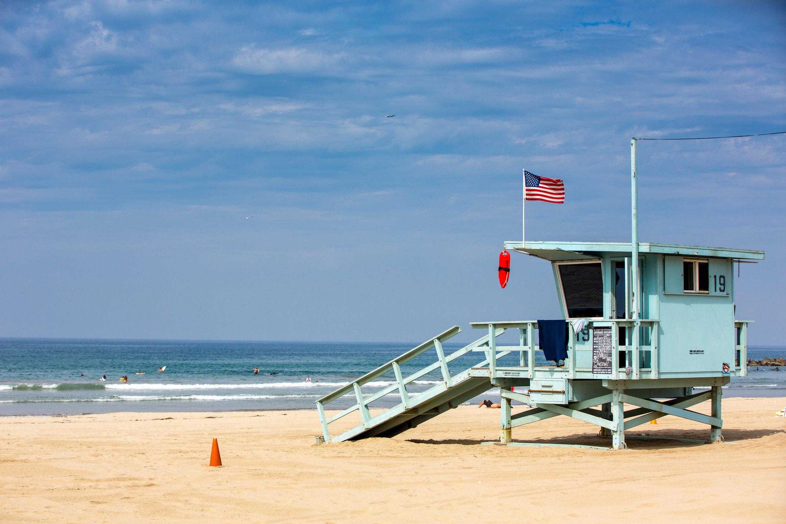 Venice Beach - Lifeguard Tower (1).jpg