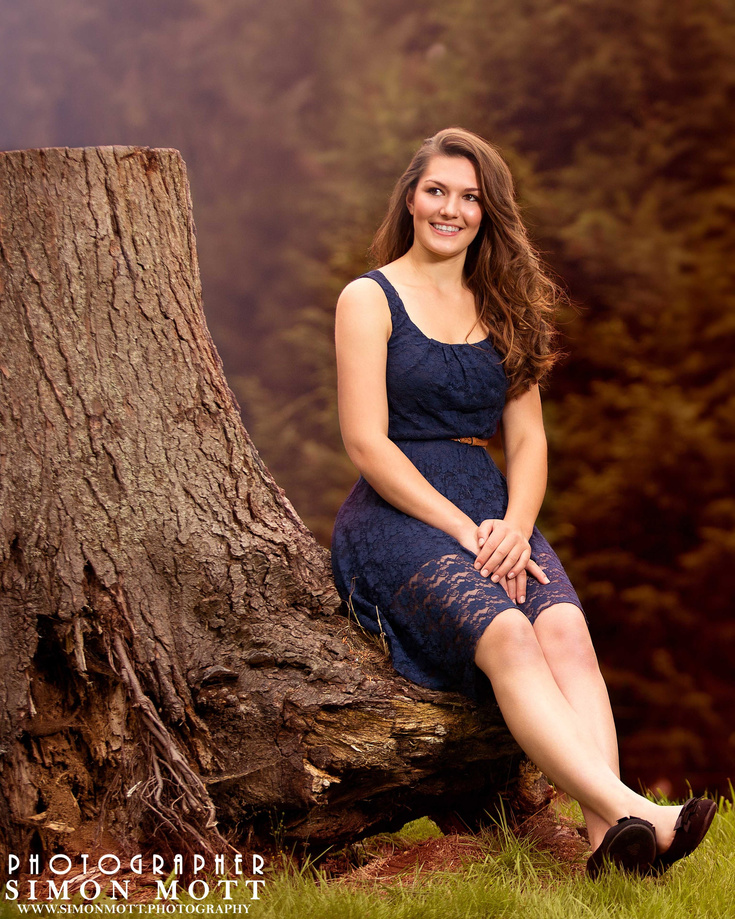 Senior Portrait Session with Annika Wolters
