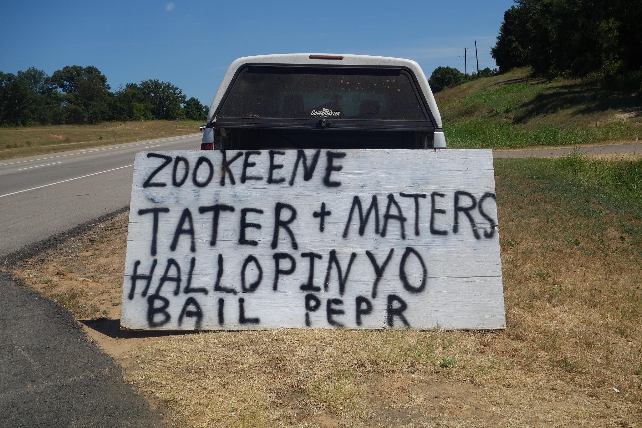 A quality roadside food stand.